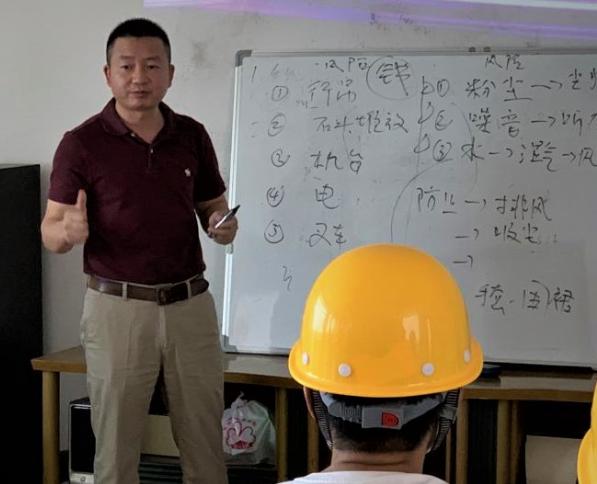 David Chen - Fair Stone Koordinator China